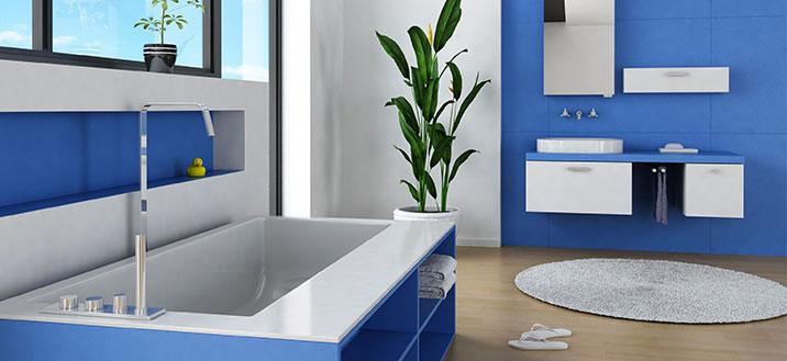 Ba os minimalistas kleenex m xico for Diseno banos minimalistas